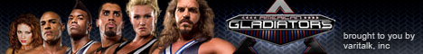 Get All Your Favorite American Gladiators Ringtones!